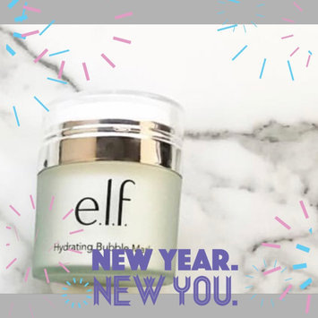 Photo of e.l.f. Cosmetics Hydrating Bubble Mask uploaded by Megan H.
