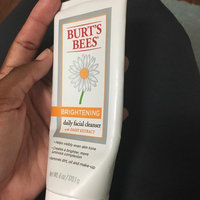 Burt's Bees Daily Facial Cleanser - Brightening - 6 oz uploaded by Jay L.
