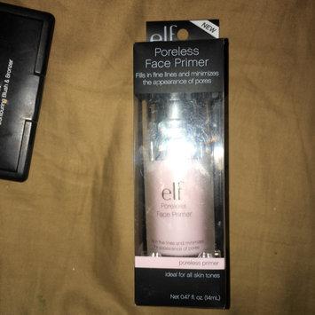 Photo of e.l.f. Cosmetics Poreless Face Primer uploaded by Amy O.