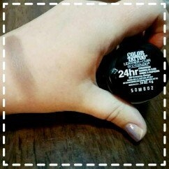 Maybelline Eye Studio Color Tattoo Leather 24HR Cream Gel Eyeshadow uploaded by Christina M.