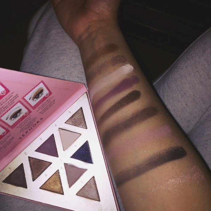 SEPHORA COLLECTION The Delicate Eyeshadow Palette 9 x 0.023 oz/ 0.66 g uploaded by Geidyliz R.