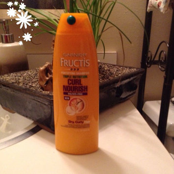 Garnier Fructis Triple Nutrition Curl Nourish Shampoo uploaded by Karla C.