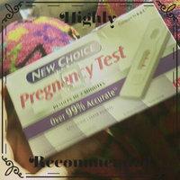 New Choice Choice Pregnancy Test 99% Accurate uploaded by Faith D.
