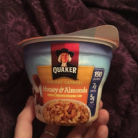 Quaker® Instant Oatmeal Cups Honey & Almonds uploaded by Arin M.