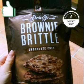 Sheila G's Brownie Brittle Chocolate Chip uploaded by brittany y.