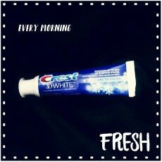 Photo of Crest 3D White Arctic Fresh Whitening Toothpaste uploaded by Alyssa Kayla J.