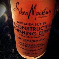 SheaMoisture Raw Shea Butter Reconstructive Finishing Elixir uploaded by Angela N.