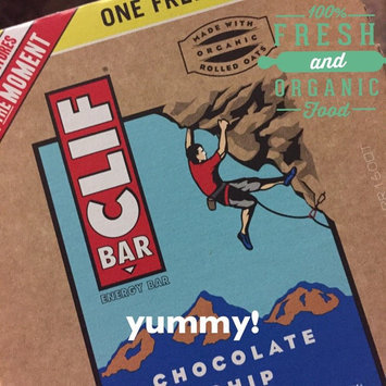 Clif Bar Chocolate Chip Energy Bar uploaded by Dionne S.