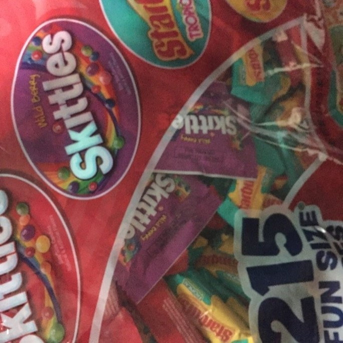 Skittles and Starburst, Fun Size Variety Pack (215 ct.) uploaded by Estefania M.