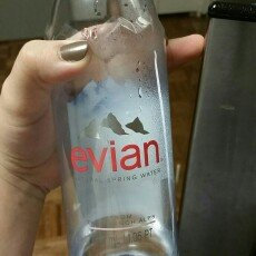 Evian® Natural Spring Water uploaded by Jahaira D.