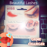 Kiss Looks So Natural Eyelashes, 60486 Sultry, 1 pr uploaded by Kyndrial M.