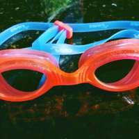 TYR Swimple Tie Die Kids Goggle - Pink / Blue uploaded by Camelia L.
