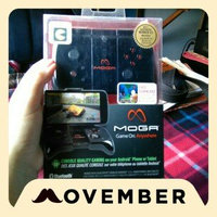 POWER A MOGA Mobile Gaming System for Android 2.3+ uploaded by Yusbreili G.