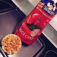 Quaker® Garden Tomato & Basil Rice Cakes 6.1 oz. Bag uploaded by Megan M.
