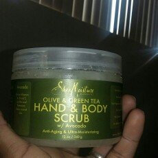SheaMoisture Coconut & Hibiscus Hand & Body Scrub uploaded by Sharonda W.