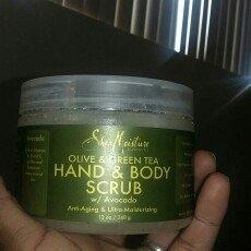 Shea Moisture Body Scrub uploaded by Sharonda W.