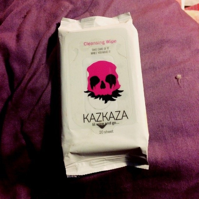 Too Cool For School Kazkaza Cleansing Wipes 20 sheets uploaded by Lupita S.