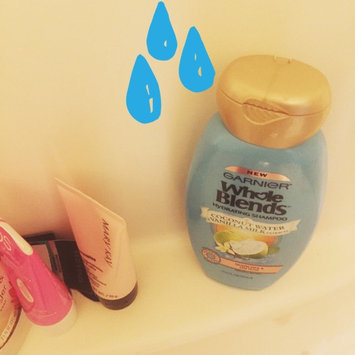 Garnier® Whole Blends™ Coconut Water & Vanilla Milk Extracts Hydrating Shampoo 12.5 fl. oz. Bottle uploaded by Macarena T.