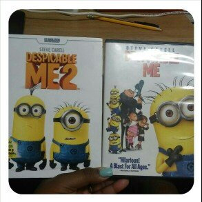 Photo of Despicable Me uploaded by Mayiah S.