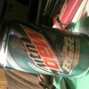 Mountain Dew® Baja Blast™ 12 fl. oz. Can uploaded by Vanessa H.