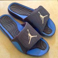 Nike Jordan Men's Jordan Hydro 4 Sandal [Cool Grey/White-University Blue, 13 D(M) US] uploaded by Joanna B.