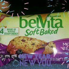 Photo of Nabisco belVita Breakfast Biscuits Soft Baked Variety Pack uploaded by Saundra W.