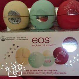 eos® Smooth Sphere Lip Balm