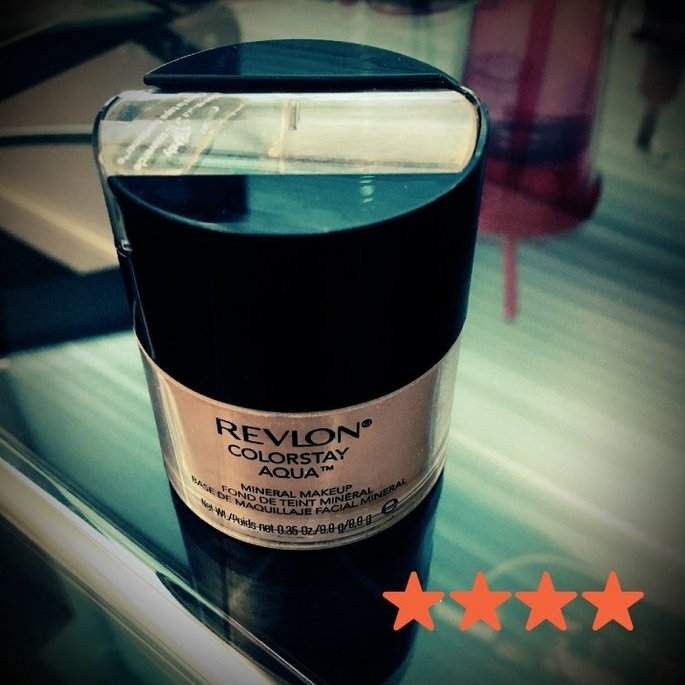 Revlon Colorstay Aqua Mineral Makeup uploaded by Irina R.