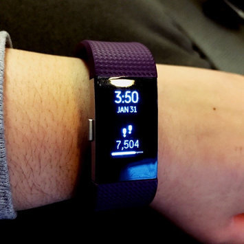 Fitbit Charge 2 - Plum, Small by Fitbit uploaded by Katherine K.