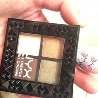NYX Cosmetics Full Throttle Shadow Palette uploaded by Emily d.