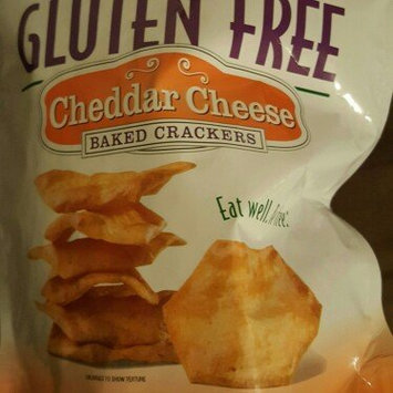 Photo of Miltons Milton's Gluten Free Baked Crackers Cheddar Cheese 4.5 oz uploaded by Reshanett M.