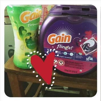 Gain Flings! Moonlight Breeze Laundry Detergent Pacs uploaded by Erica B.