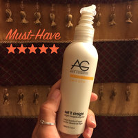 AG Smooth AG Hair Set It Straight Argan Straightening Lotion, 5 Fluid Ounce uploaded by valarie a.
