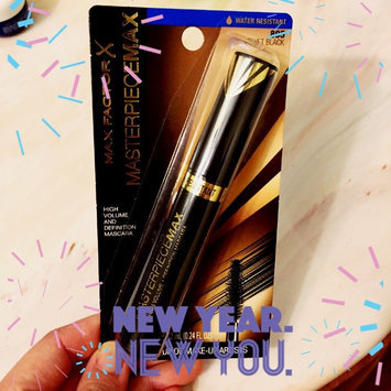 Photo of MaxFactor Masterpiece Max Regular Mascara Velvet Black uploaded by Sarah O.