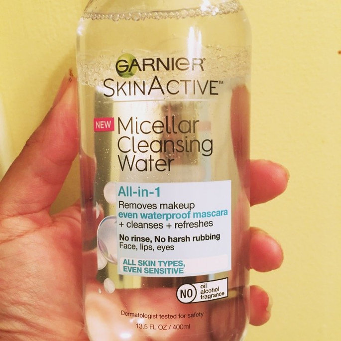 Garnier Skinactive Micellar Cleansing Water All-In-1 Waterproof