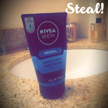 Photo of NIVEA for Men Moisturizing Face Wash Deep Cleansing Formula uploaded by Aydin A.