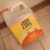 Purina Tidy Cats Small Spaces Premium Scoop for Multiple Cats Cat Litter uploaded by Lacey L.