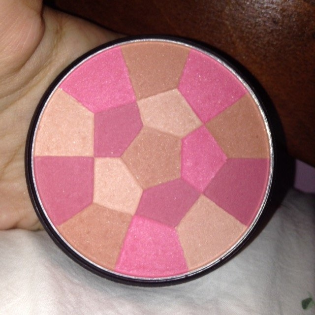 NYC Color Wheel Mosaic Face Powder uploaded by Gabriela S.