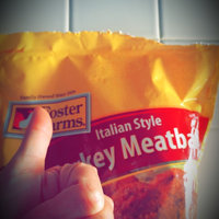Foster Farms Italian Style Turkey Meatballs, 32 oz uploaded by Megan Y.