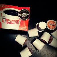 Dunkin' Donuts Original Blend Medium Roast Coffee K-Cups uploaded by Richard D H.