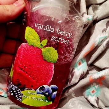 Photo of Bath & Body Works® Pocketbac® Vanilla Berry Sorbet Anti-Bacterial Sanitizing Hand Gel uploaded by Carmen L.