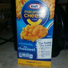 Kraft Macaroni and Cheese Original uploaded by Farah B.