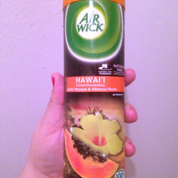 Photo of Air Wick National Park Series Aerosol Air Freshener uploaded by Ilianette A.