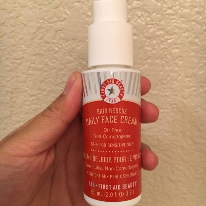 First Aid Beauty Daily Face Cream uploaded by Elise D.