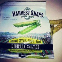 Harvest Snaps Snapea Crisps Lightly Salted uploaded by Jessee D.