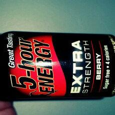 Photo of Berry Extra Strength 5-hour ENERGY® Shot uploaded by Ashley E.