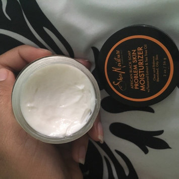 SheaMoisture African Black Soap Problem Skin Moisturizer uploaded by Faith H.
