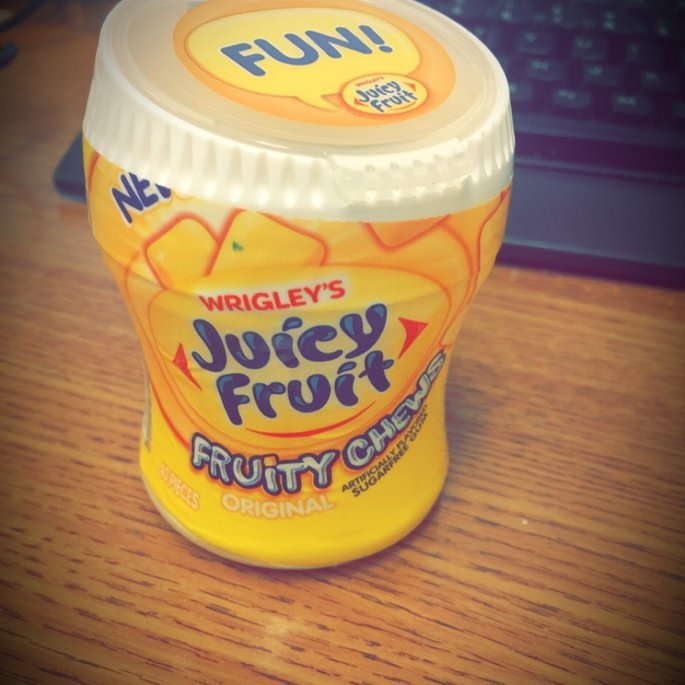 Juicy Fruit Gum uploaded by Katherine G.