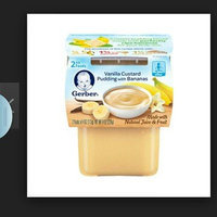 Gerber® 2nd Foods Baby Food Bananas NatureSelect uploaded by Cheyenne M.