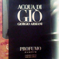 Giorgio Armani Acqua Di Giò Profumo uploaded by maria g.